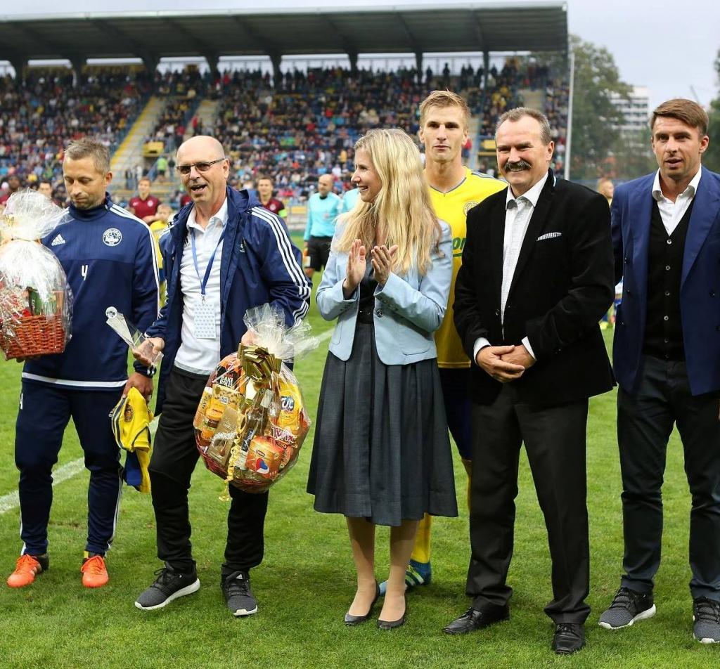 7 let jako 13. člen týmu FC FASTAV Zlín