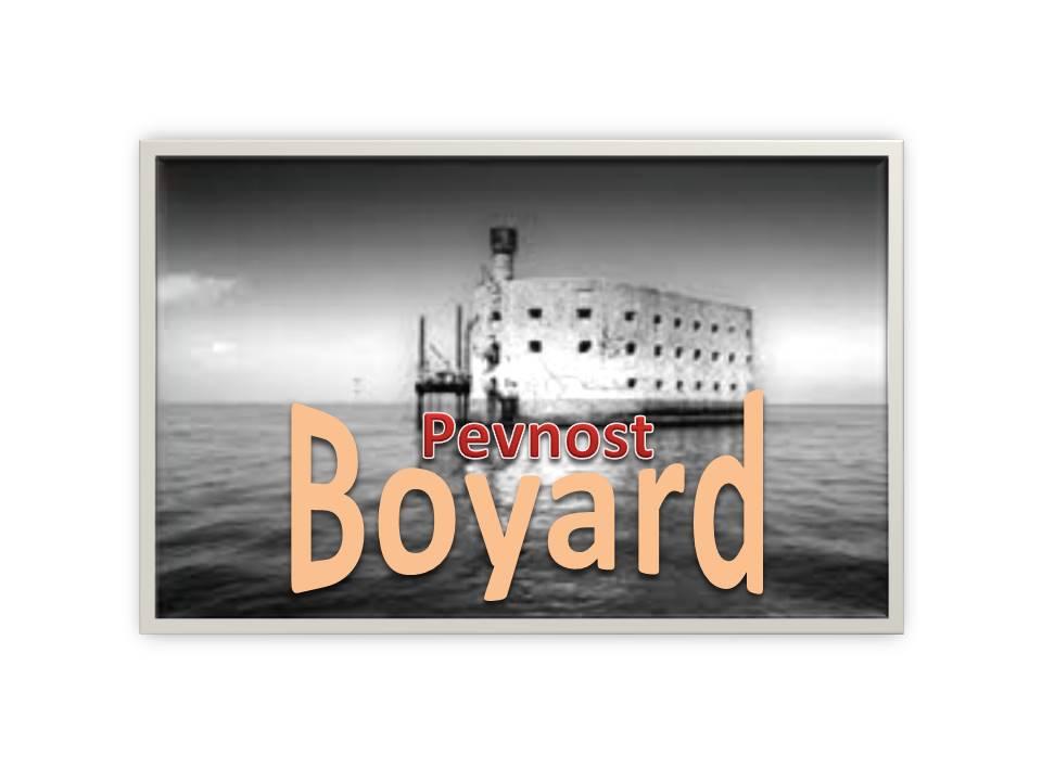 19 Pevnost Boyard