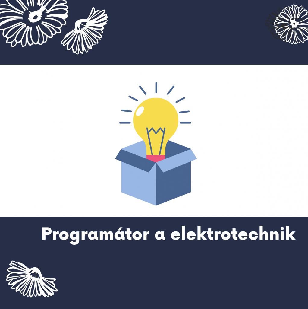 15 Mladý programátor a elektrotechnik