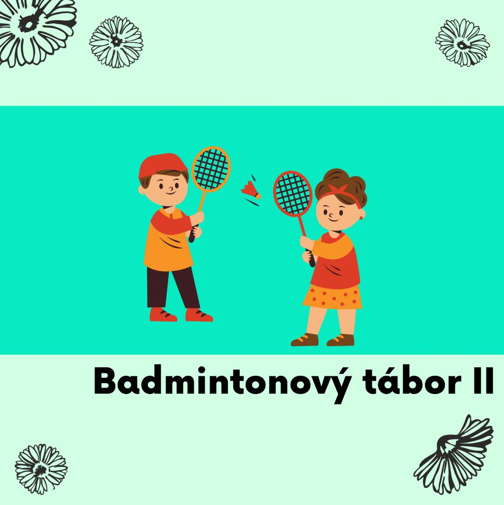 16 Badmintonová škola II