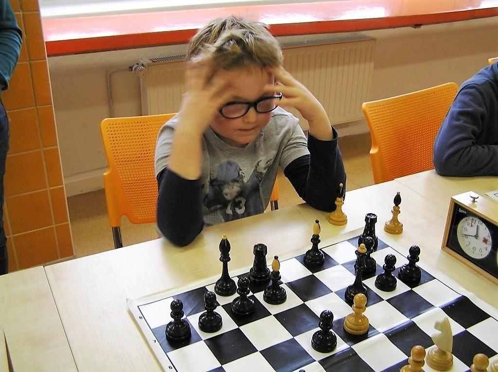 Šachový turnaj Holešov