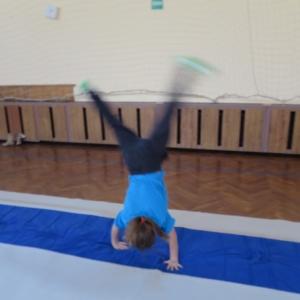 Sportovní gymnastika v Březolupech