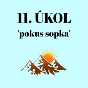 POKUS SOPKA