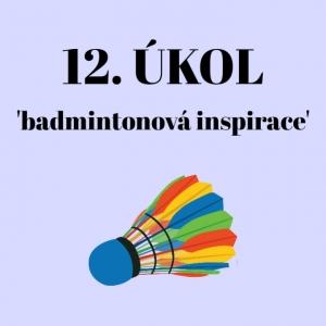 Badminton - inspirace
