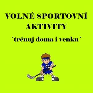 Volné sportovní aktivity