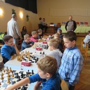 Šachisté z kroužků opět bodovali