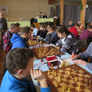 Úspěchy na šachovém turnaji v Bezměrově