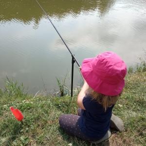 Rybářské závody dětí a mládeže