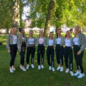 Taneční skupina Bilberries