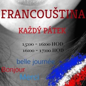 Francouština s rodilým mluvčím!