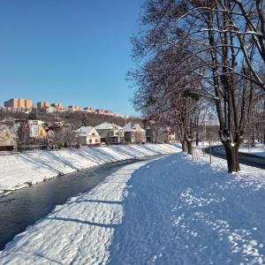 Zima dorazila i do Astry