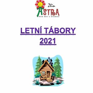 Letní tábory 2021