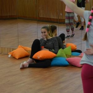 Soustředění taneční skupiny Bilberries