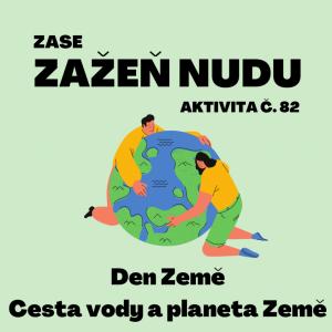Den Země - Cesta vody a planeta Země