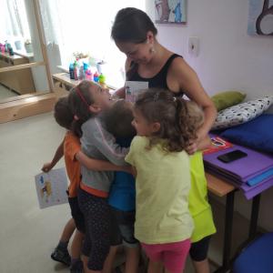 04 Miniškolka - předškoláci