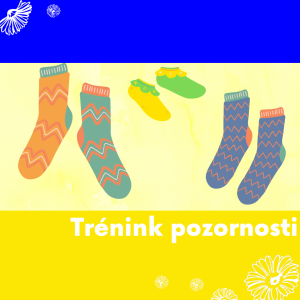 DDM ASTRA Zlín dětem: Trénink pozornosti - Barevné ponožky