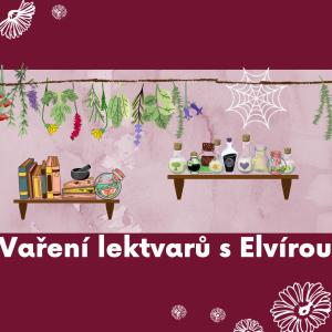 Akce DDM Astra Zlín: Vaření lektvarů s čarodějnicí Elvírou