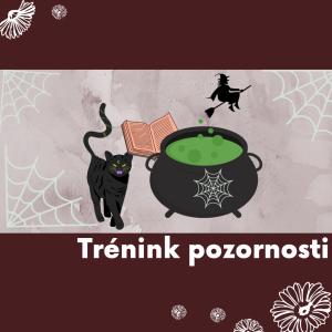DDM ASTRA Zlín dětem: Trénink pozornosti - Čarodějnice