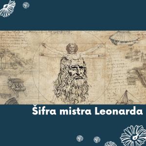 27 Šifra mistra Leonarda - výtvarný