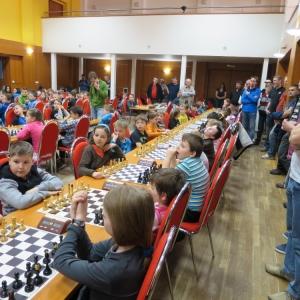 Šachový turnaj ve Starém Městě