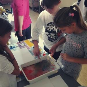 Otevíráme výtvarný kroužek na ZŠ v Želechovicích