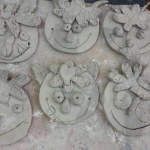 Keramika s předškoláky