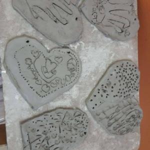 Keramika v MŠ Česká