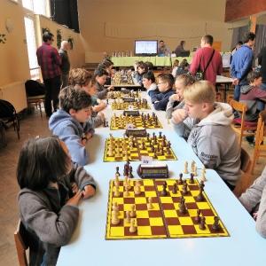 Šachový turnaj v Bezměrově