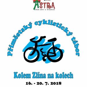 Tábory 2018 | Cyklotábor - Kolem Zlína na kolech