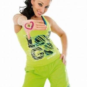 Lektorka Marie Vaněčková za taneční školu Orianadance.